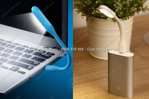 Giá Hot Nhất - COMBO 2 DEN LED CAM USB SIEU SANG, UON DEO TIEN DUNG - MS 8059