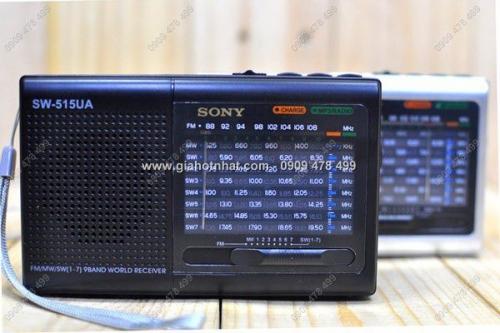 Giá Hot Nhất - LOA RADIO NHAC THE NHO 515 CAM TAY (MS: 8164)
