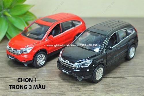 Giá Hot Nhất - MO HINH 1 /32 XE SUV HONDA CRV (MS: 9714)