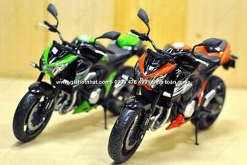 Giá Hot Nhất - MO HINH 1/12 MOTO KAWASAKI Z800 - JOYCITY - (MS:5623)