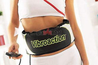 Giá Hot Nhất - MS 3063 - DAI MASSAGE VIBROACTION - cho ban than hinh san chac voi bung phang, eo thon