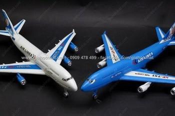 Giá Hot Nhất - MS : 9216 - COMBO 2 MAY BAY DAN DUNG 747 CHAY TRON