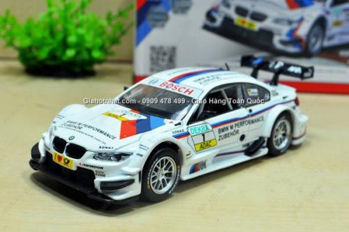 Giá Hot Nhất - MS: 9639 - MO HINH 1/32 SIEU XE THE THAO BMW M3 DTM