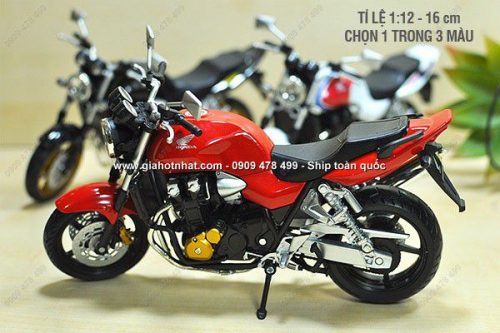 Giá Hot Nhất - MS: 9811 - MO HINH 1/12 - 16cm - HONDA CB1300 JOYCITY