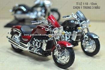 Giá Hot Nhất - MS: 9692 - MO HINH 1/18 - 14cm - XE MO TO CLASSIC SERIE