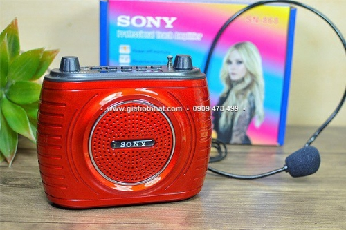 Giá Hot Nhất - MS: 5225 - LOA USB RADIO KEM MIC TRO GIANG 868 PIN SAC ROI TIEN LOI