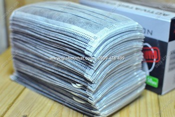 Giá Hot Nhất - MS: 6278 - HOP KHAU TRANG THAN HOAT TINH 4 LOP 50 CAI/HOP