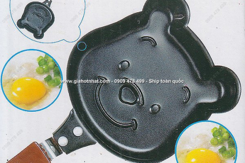 Giá Hot Nhất - MS: 6380 - CHAO OP LA CHONG DINH CO TRUNG HINH GAU