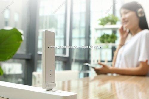 Giá Hot Nhất - MS: 5155 - THIET BI TIEP & KICH SONG WIFI XIAOMI - tang do rong phu song Wifi