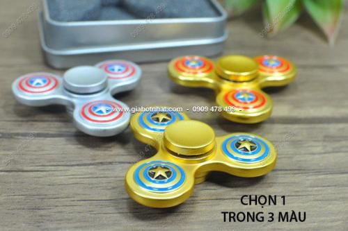 Giá Hot Nhất - MS 9420 - CON QUAY SPINER 3 CANH KIM LOAI CAO CAP