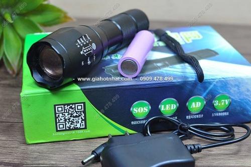 Giá Hot Nhất - MS 5062 - DEN PIN SAC ZOOM SIEU SANG T6