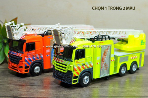 Giá Hot Nhất - MS: 9592 - XE MO HINH TI LE 1/32 - 22CM - CUU HOA THANG KEO DAI