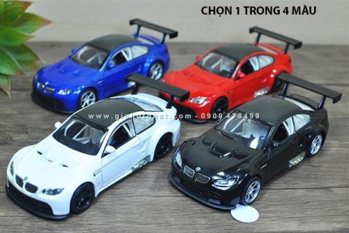 Giá Hot Nhất - MS: 9635 - XE MO HINH TI LE 1/32 - BMW M3 GT2