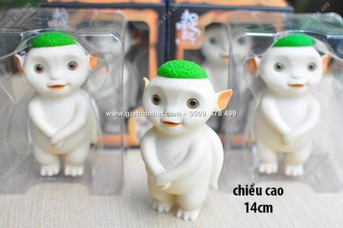 Giá Hot Nhất - MS: 7979 - MO HINH NHAN VAT - TIEU YEU QUAI DE THUONG HO BA MONSTER HUNT (14CM)