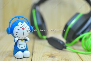 Giá Hot Nhất - MS: 7973 - MEO MAY DOREAMON DEO TAI NGHE NHAC