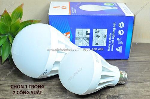 Giá Hot Nhất - MS: 6296 / 6297 - DEN LED 15W / 26W TIET KIEM TUONG DUONG 100W / 150W