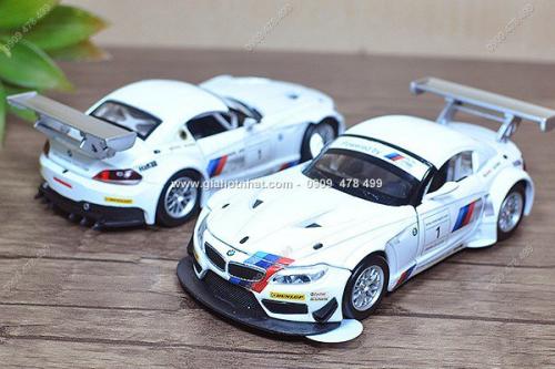 Giá Hot Nhất - MS: 9640 - XE MO HINH TI LE 1/32 - SIEU XE BMW Z4 GT3