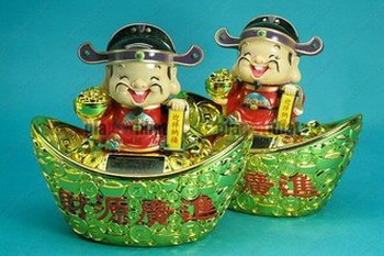 Giá Hot Nhất - MS: 6515 - ONG THAN TAI TREN THOI VANG SU DUNG NANG LUONG MAT TROI