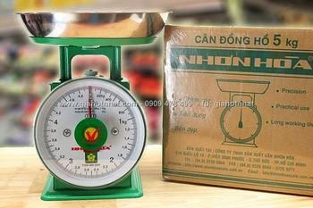 Giá Hot Nhất - MS: 6275 - CAN DONG HO NHON HOA CHINH HANG LOAI 5KG