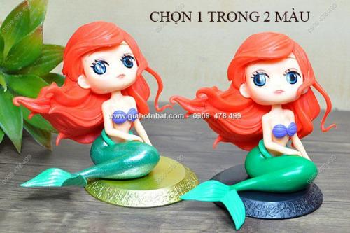 Giá Hot Nhất - MS: 7901 - MO HINH NHAN VAT NANG TIEN CA TOC DO NGOI MO MONG - choi 1 trong 2 mau de