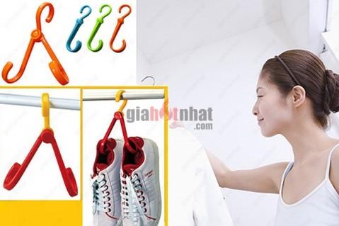 Combo 2 móc phơi giày đa năng và tiện lợi