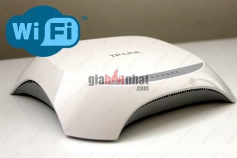Bộ phát Wifi TP-Link với tốc độ truyền tải 150Mps
