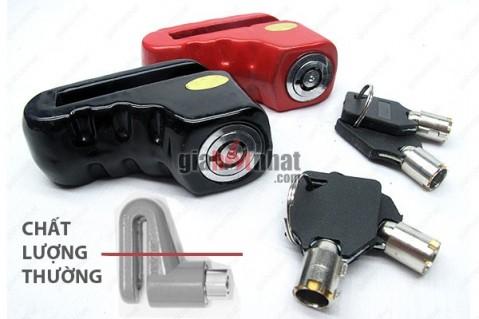 Ổ khóa đĩa chống trộm xe máy bằng thép không gỉ