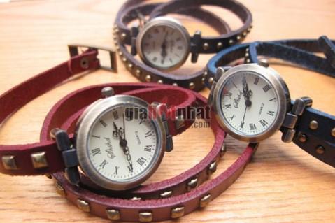 Đồng hồ dây dài Naruto cá tính,dây dài quấn nhiều vòng quanh cổ tay, vừa là...