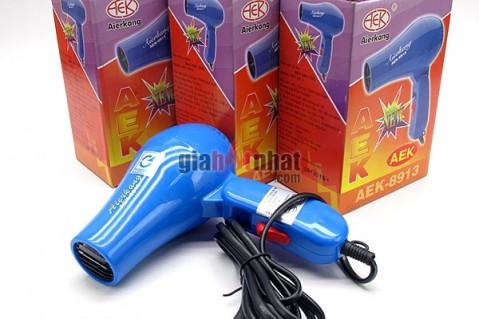 Máy sấy tóc mini Aierkang AEK-8913 thích hợp sử dụng để sấy khô và tạo kiểu...