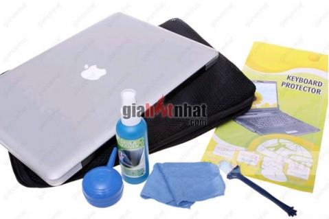 Bộ vệ sinh và bảo vệ Laptop tiện lợi và sạch sẽ,thích hợp với nhiều trang...