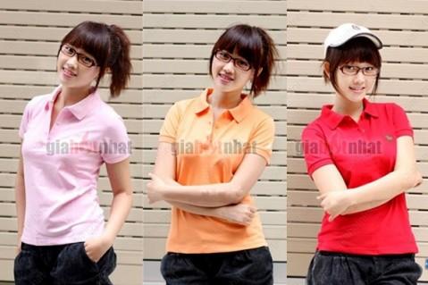 Áo thun nữ Abercrombie & Fitch với nhiều màu sắc trẻ trung, cá tính