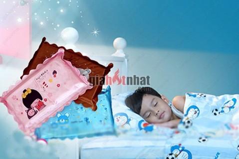 Gối nước cho cảm giác mát dịu để giấc ngủ ngon hơn là món quà cho trẻ em,...