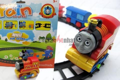 Bộ đồ chơi xe lửa Thomas & Friends cho bé vui chơi cùng bạn bè