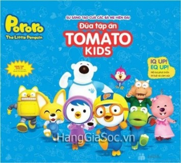 Đôi Đũa Tập Ăn Tomato K... - 1 - Đồ dùng trẻ em