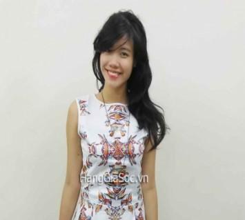 Đầm thời trang Silk l - 1 - Thời Trang và Phụ Kiện