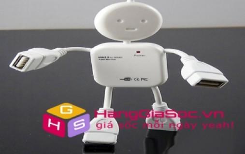 A60 :Bộ chia cổng USB hìn...