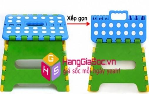 A85 :Ghế Nhựa Xếp Mini N...