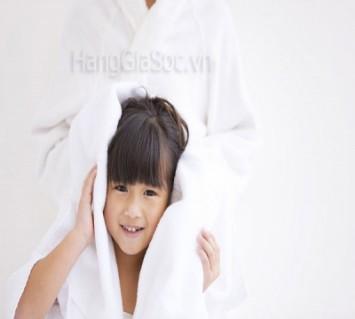 N277 :Bộ 1 khăn tắm và 1...