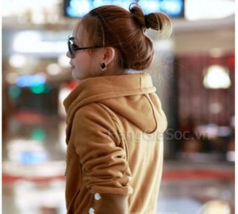 N766 :Áo khoác Hàn Quốc t...
