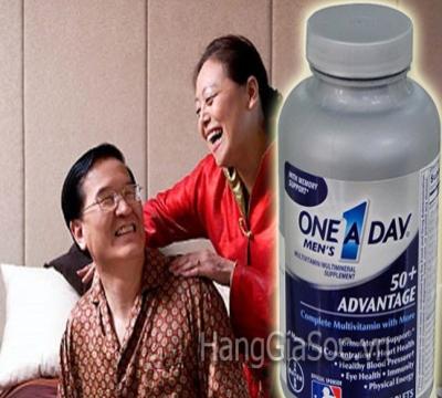 N852 :Vitamin Tổng Hợp Nam...