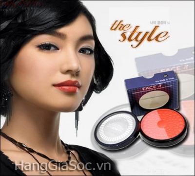 Hàng Giá Sốc - N572 :Phan Ma Hong Face It
