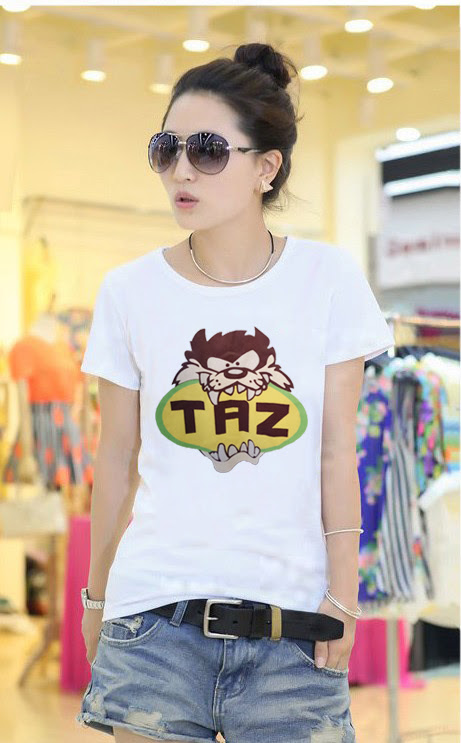 Aó thun Taz