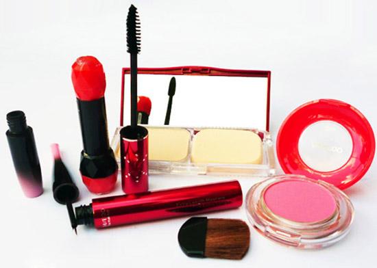 Bộ 5 Sản Phẩm Shiseido
