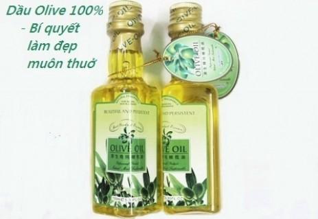Tinh Dầu Olive Nguyên Chất