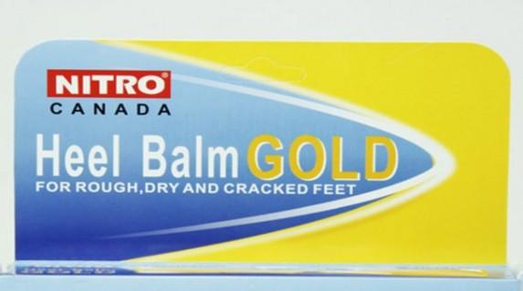 Kem phòng và trị nứt gót chân nitro