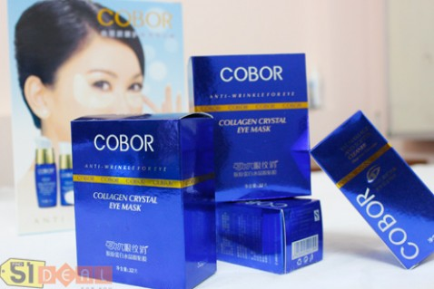 Mặt nạ Cobor collagen cho mắt