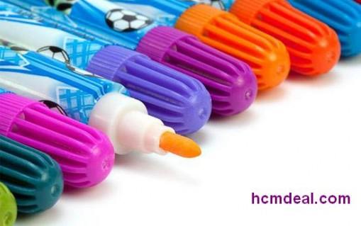 Hộp bút chì màu 86 màu cho bé yêu