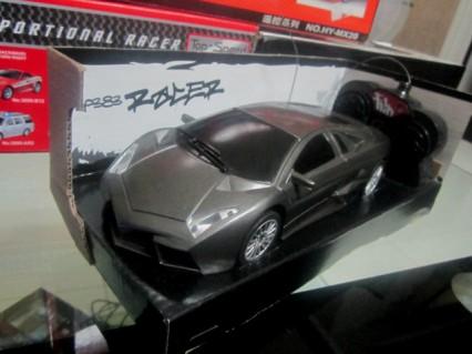 Xe mô hình điều khiển kiểu dáng Lamborghini, Audi