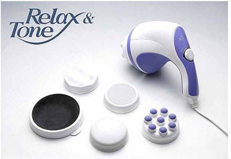 Máy Massage RELAX & TONE - Đồ Dùng Cá Nhân