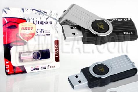 USB Kingston 16GB DT 101 G2 - Công Nghệ - Điện Tử